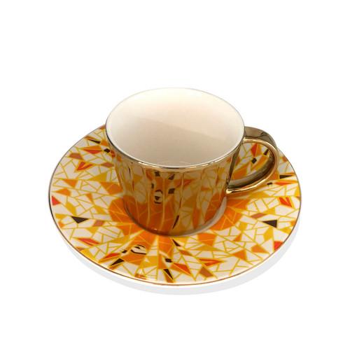 [52379] Porcelain mirror cup (230cc)