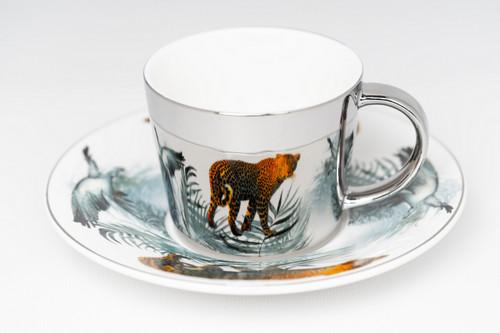 [52380] Porcelain mirror cup (230cc)