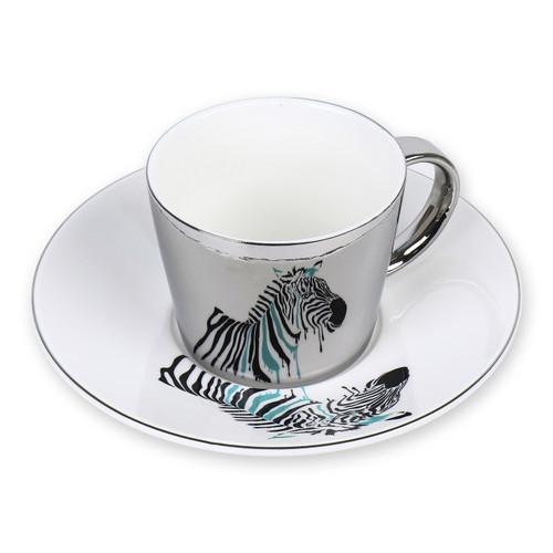 [52383] Porcelain mirror cup (230cc)