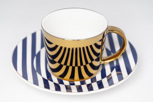 [52384] Porcelain mirror cup (230cc)
