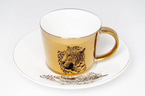 [52388] Porcelain mirror cup (230cc)