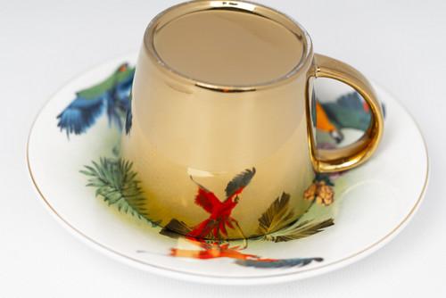 [52390] Porcelain mirror cup (230cc)
