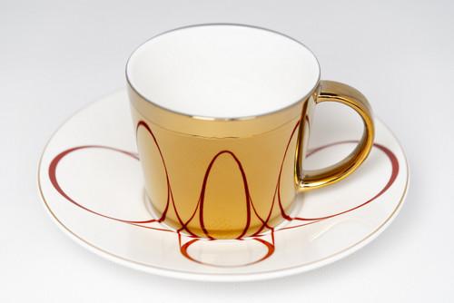 [52392] Porcelain mirror cup (230cc)