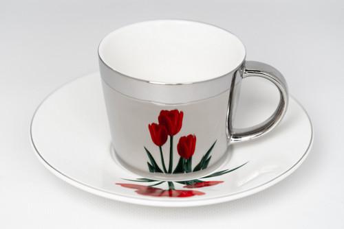 [52394] Porcelain mirror cup (90cc)