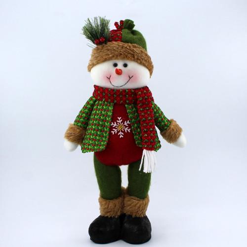 """[49928] 15"""" Standing Snowman"""
