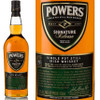 Powers Signature Release Irish Whiskey 750ML