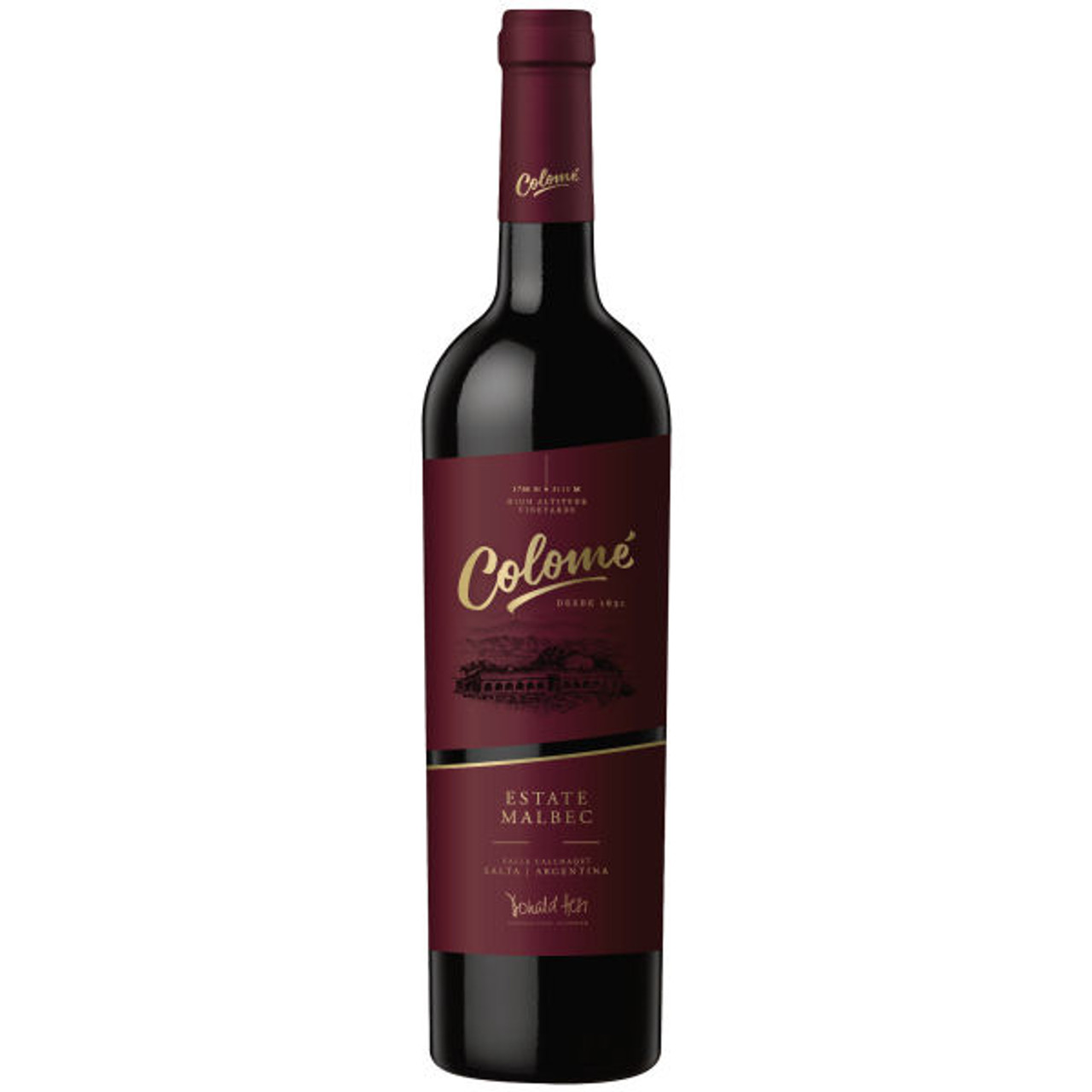 Bodega Colome Estate Malbec