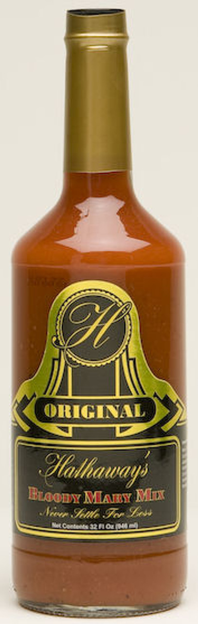 Hathaway's Original Bloody Mary Mix 32oz