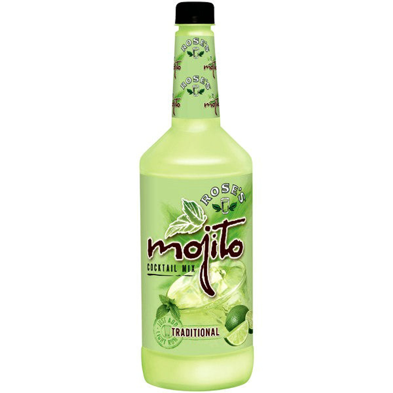 Rose's Traditional Mojito Cocktail Mix 1L