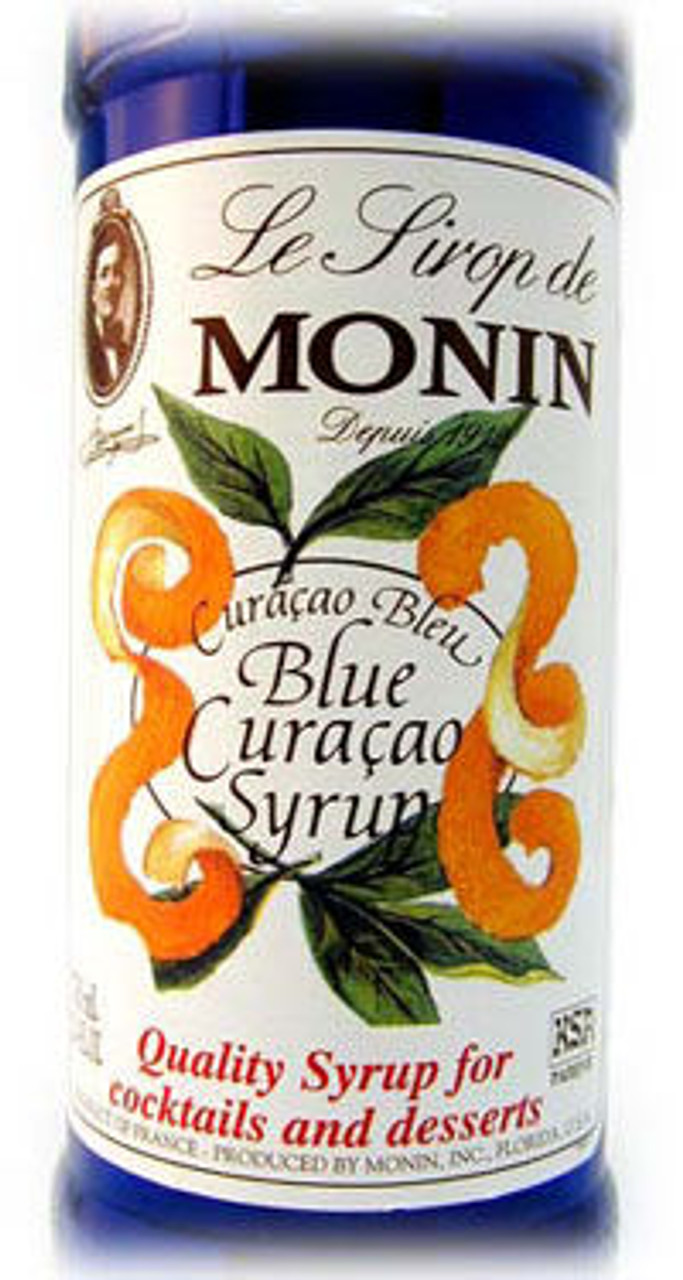 Monin Blue Curacao