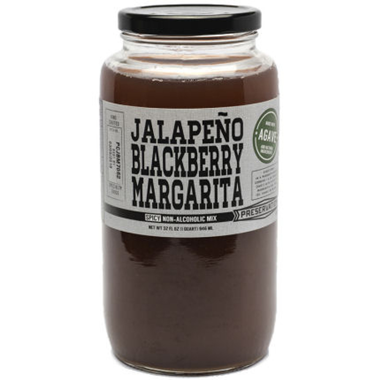 Preservation Jalapeno Blackberry Margarita Mix 32oz