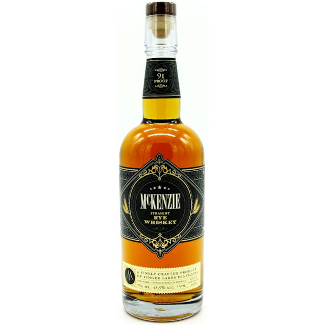 McKenzie Rye Whiskey 750ml