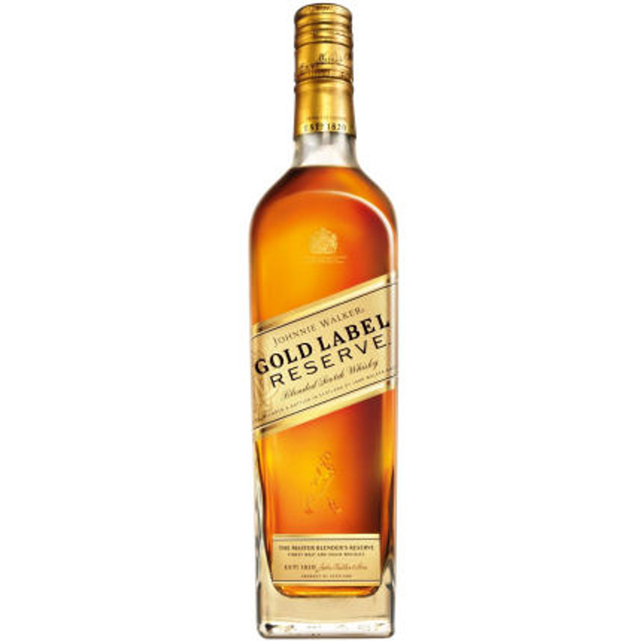 Johnnie Walker Gold Label Reserve Blended Scotch 750ml Rated 93we