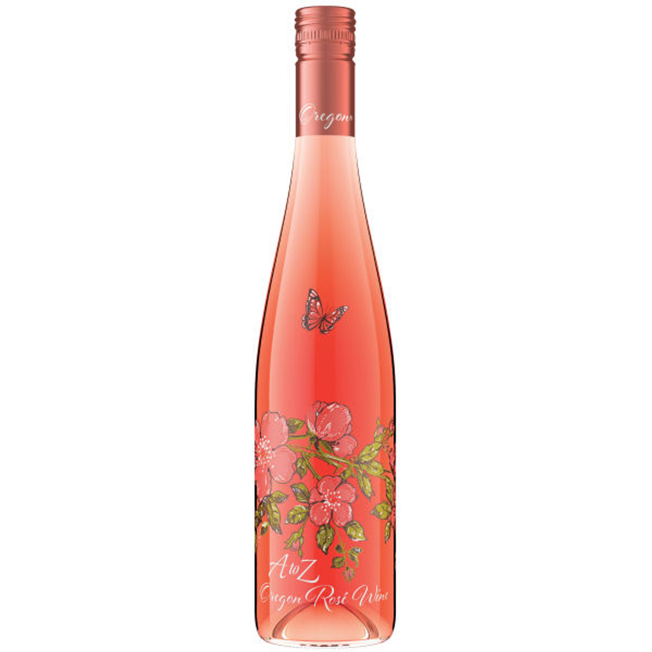 A to Z Wineworks Oregon Rose