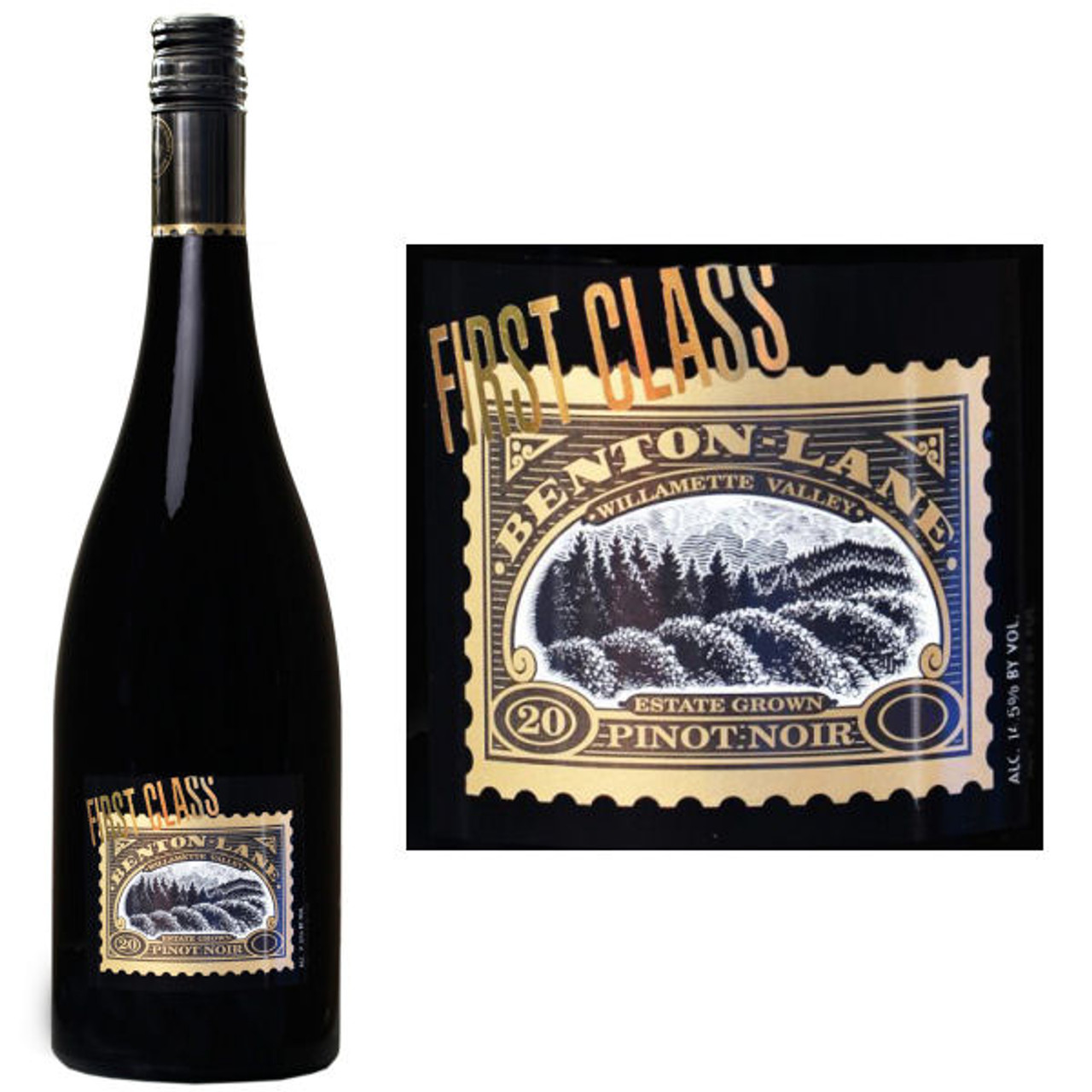 Benton-Lane First Class Willamette Pinot Noir Oregon