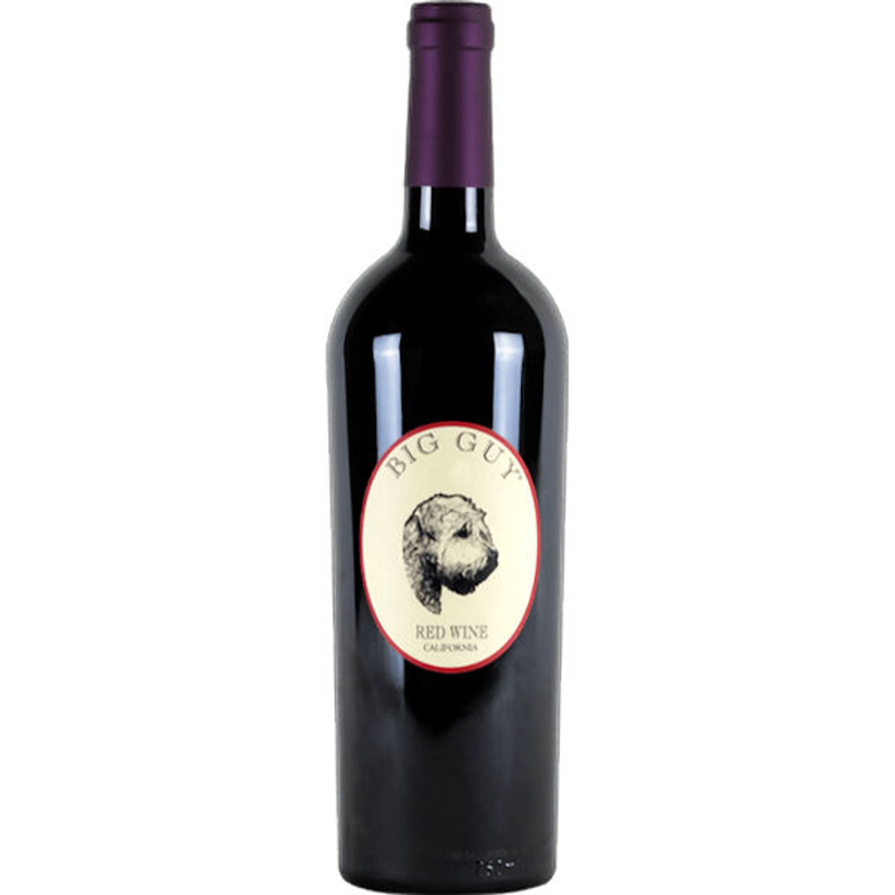 Big Guy California Red Blend 2017