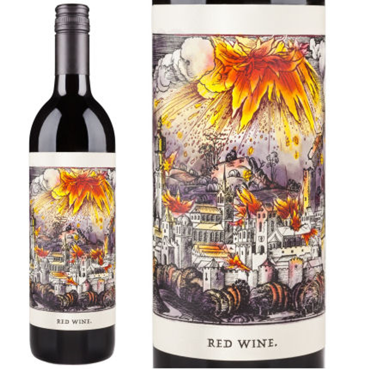 Rabble Paso Robles Red Blend