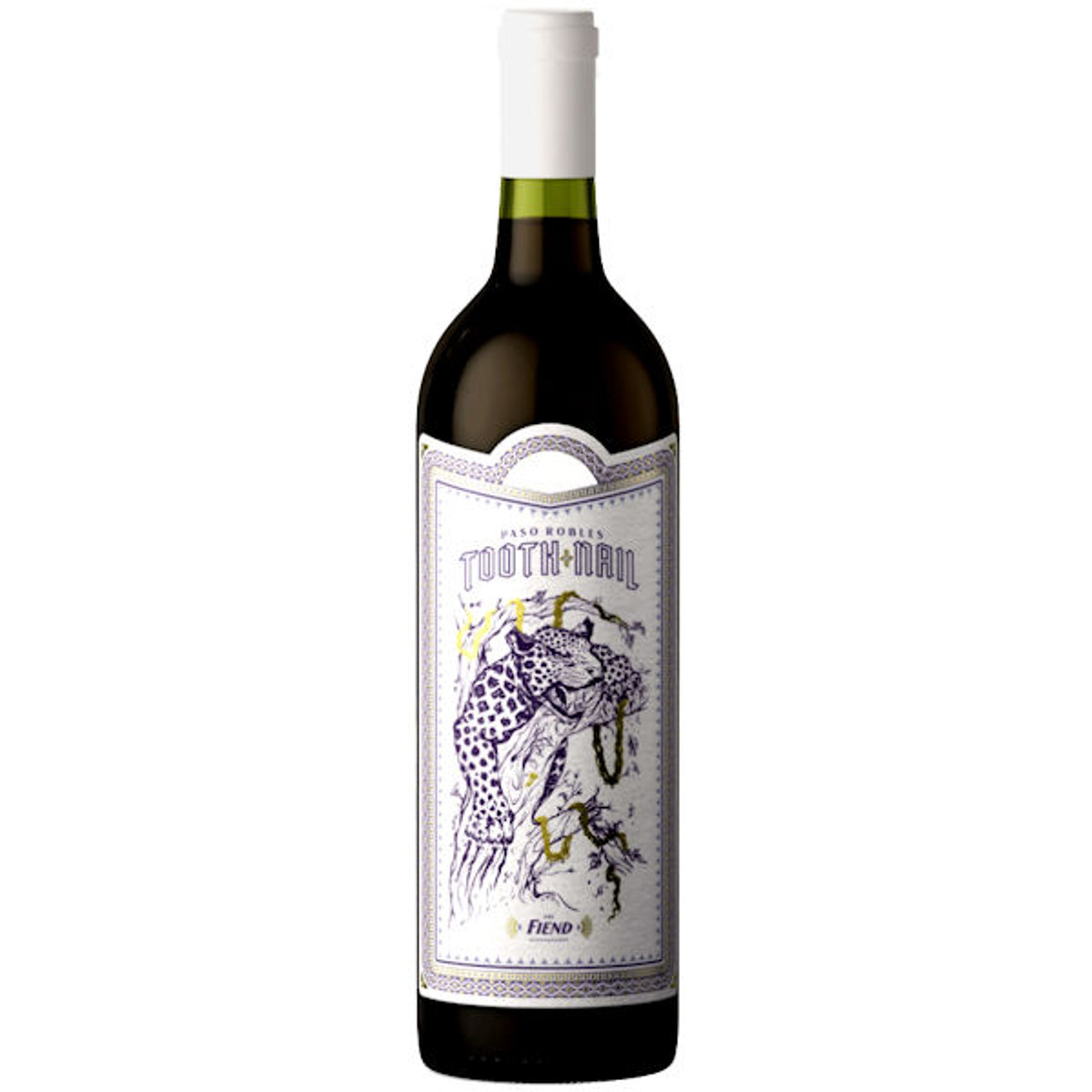 Tooth and Nail The Fiend Paso Robles Red Blend 2016