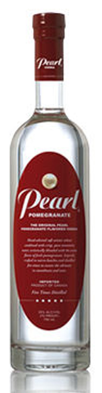 Pearl Pomegranate Canadian Wheat Vodka 750ml