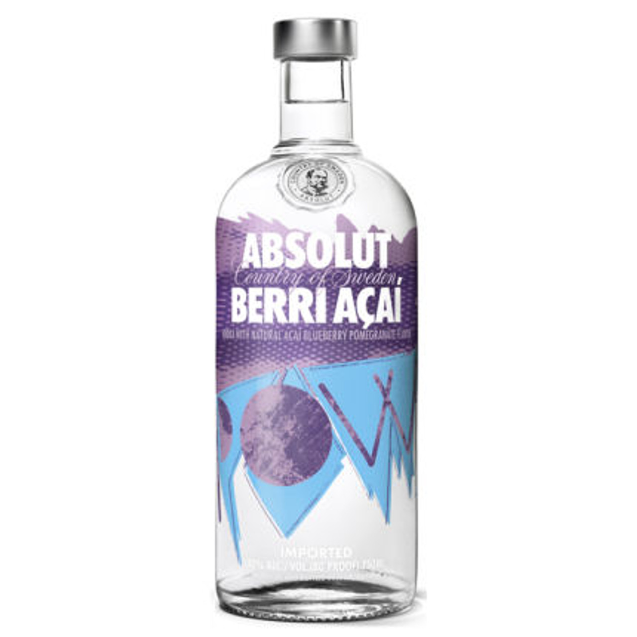 Absolut Berri Acai Swedish Grain Vodka