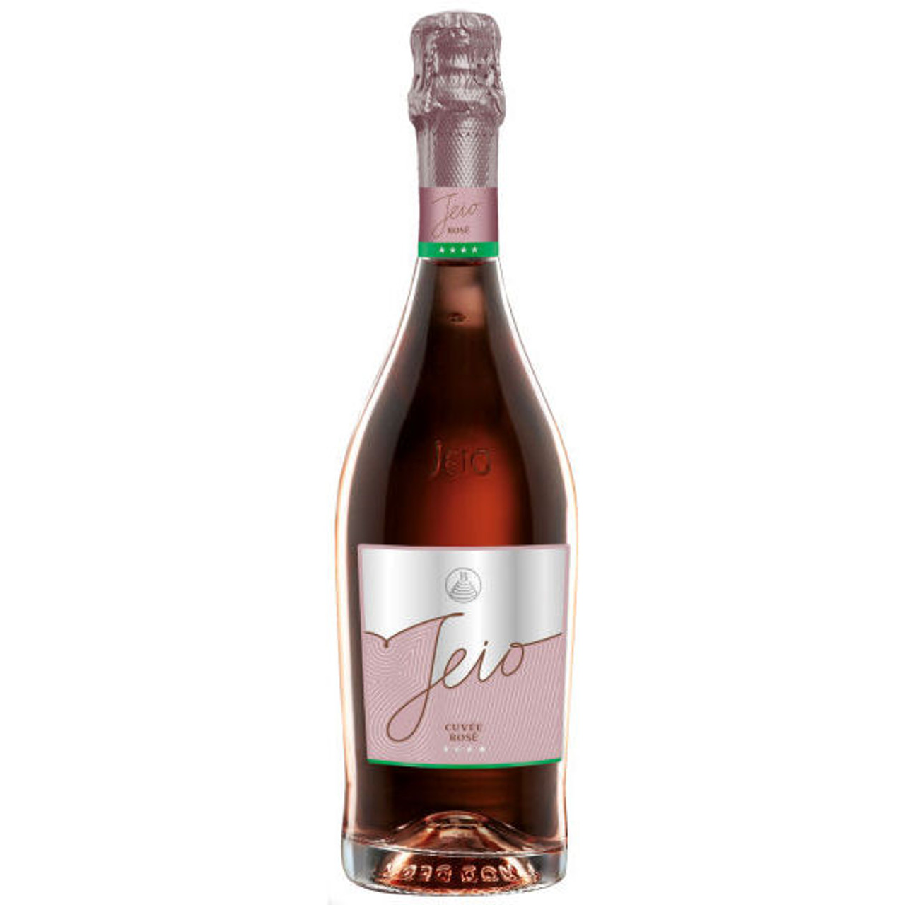 12 Bottle Case Bisol Jeio Prosecco Rose NV (Italy) w/ Free Shipping