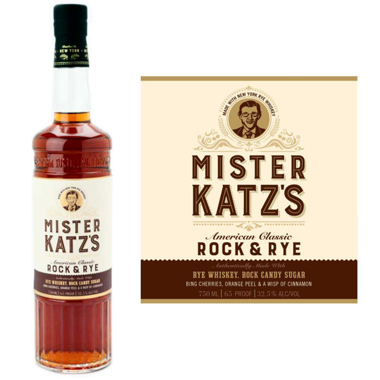 Image result for Mister Katz's ROCK & RYE