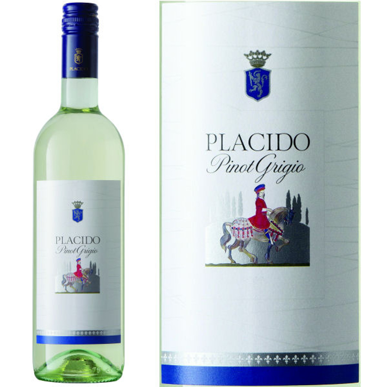 Placido Selection Pinot Grigio