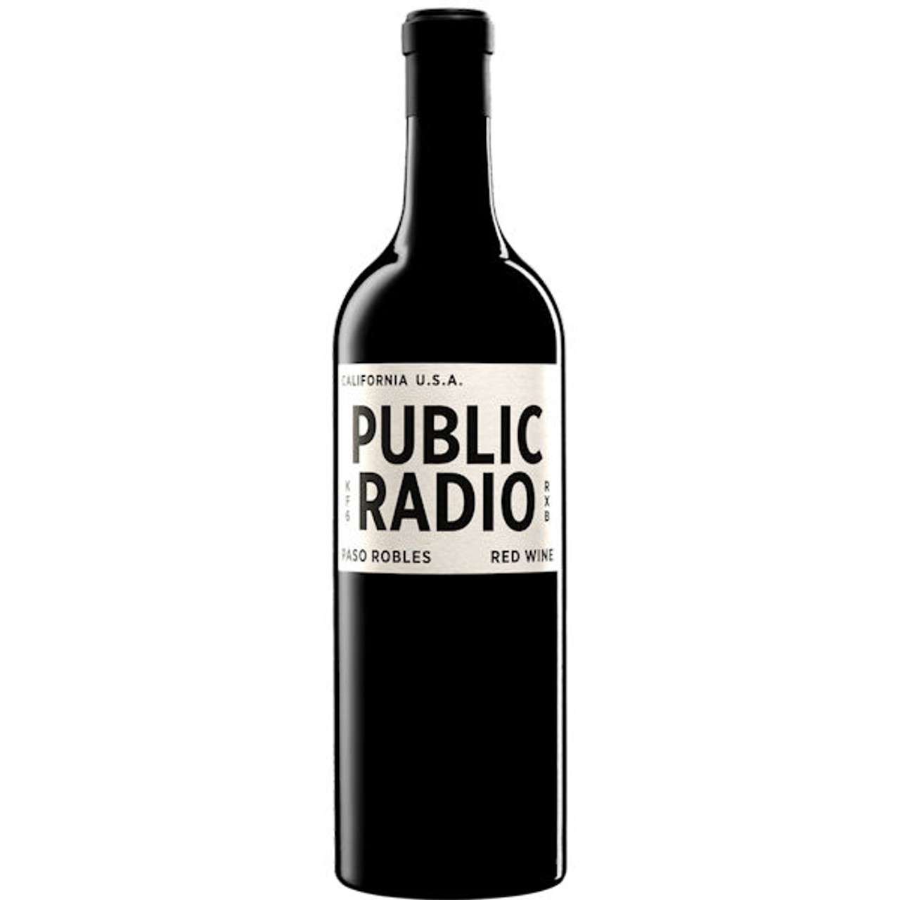 Public Radio Paso Robles Red Blend