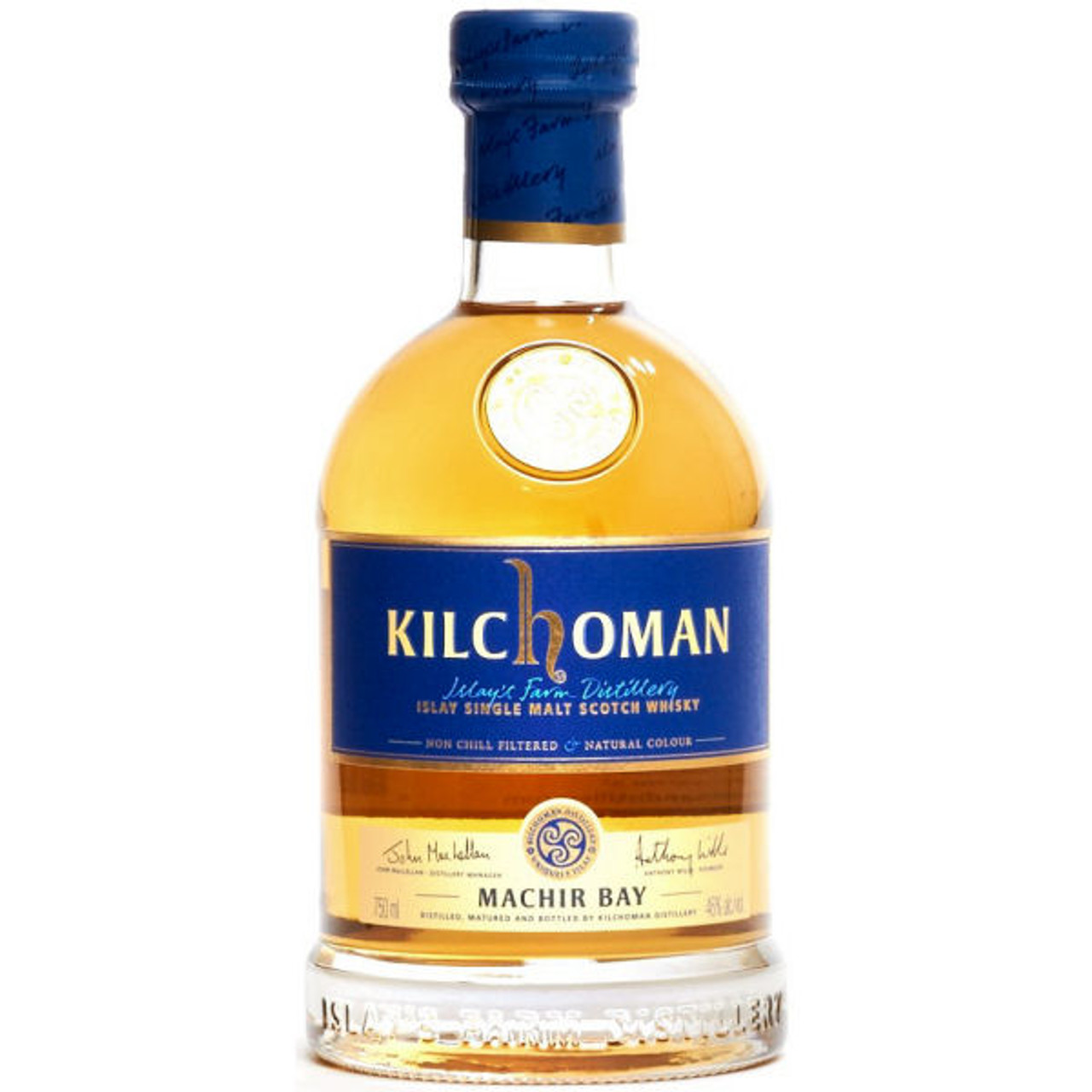 Kilchoman Machir Bay Single Malt Scotch 750ml