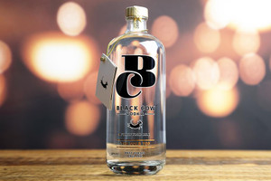 Black Cow Vodka Recommits to Sustainability with New Flavored Bottling