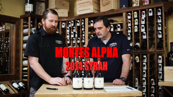 Wine Review: Montes Alpha Syrah 2014