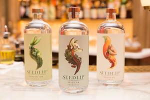 Diageo Buys Majority Stake in Non-Alcoholic Spirit Seedlip