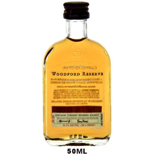 50ml Mini Woodford Reserve Bourbon