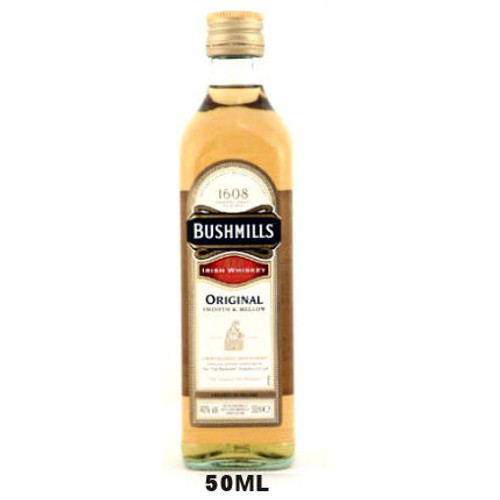 50ml Mini Bushmills Irish Whiskey
