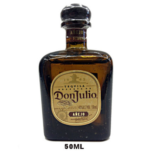 50ml Mini Don Julio Anejo Tequila
