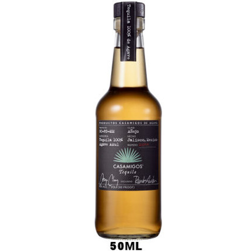 50ml Mini Casamigos Anejo Tequila