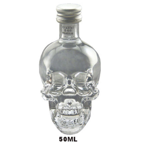 50ml Mini Crystal Head (by Dan Aykroyd) New Foundland Vodka