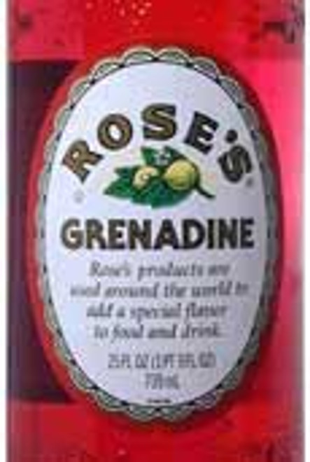 Rose's Grenadine 1L