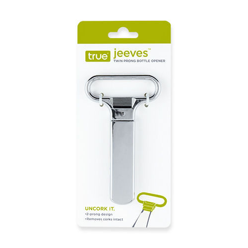 True Jeeves Twin Prong Bottle Opener