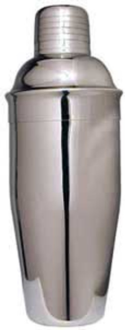 Cocktail Shaker 3 Piece Stainless Steel Set