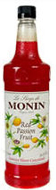 Monin Red Passion Fruit 1L