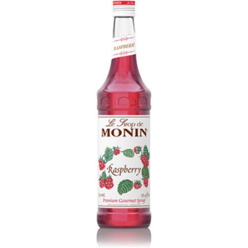 Monin Raspberry Syrup 1L
