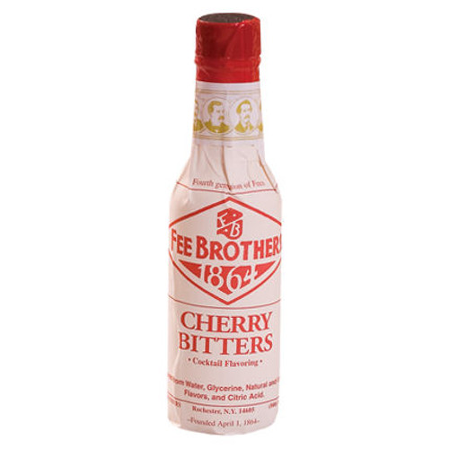 Fee Brothers Cherry Bitters 5oz.