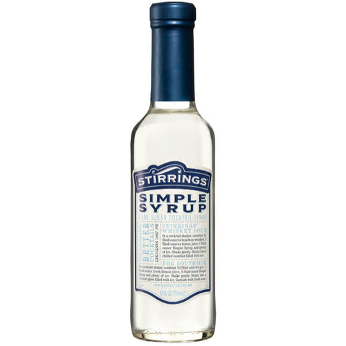 Stirrings Simple Syrup Cocktail Mixer 12oz