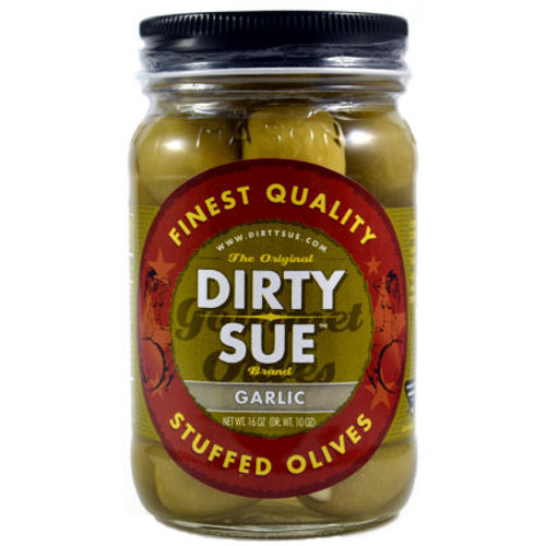 Dirty Sue Garlic Stuffed Olives 16oz
