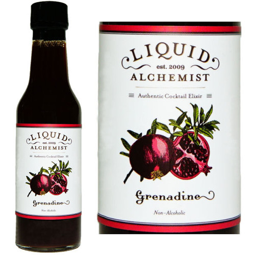Liquid Alchemist Grenadine Syrup 150ml