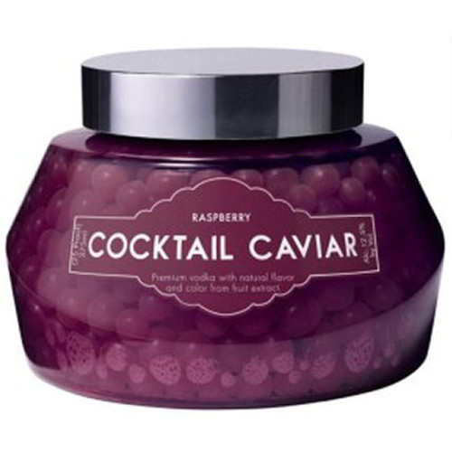 Cocktail Caviar Raspberry 375ml