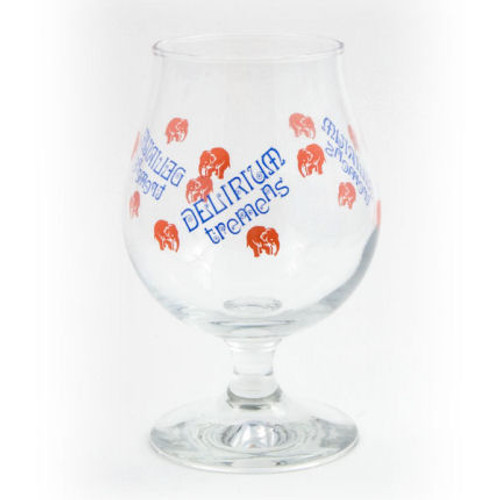 Delirium Tremens Beer Glass Approx 9oz