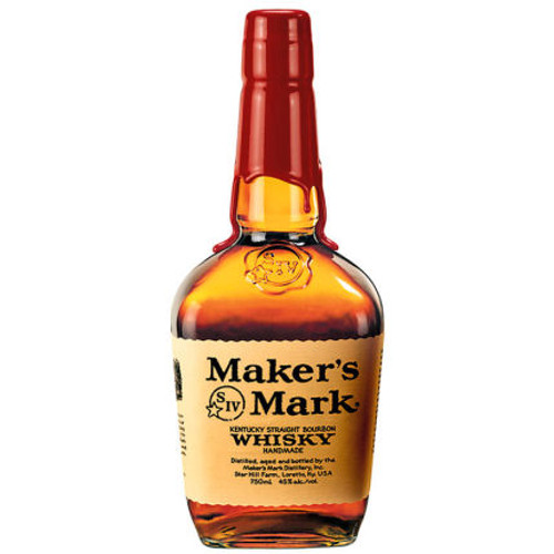 Maker's Mark Bourbon Whisky 750ml
