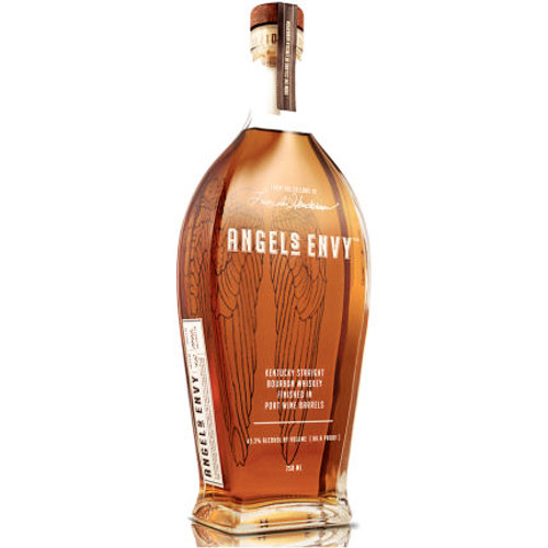 Angel's Envy Port Barrel Finished Kentucky Straight Bourbon Whiskey 750ml